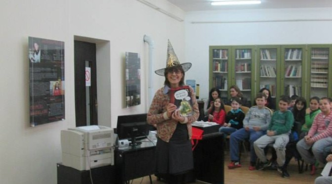 Светски дан дечје књиге 2015.