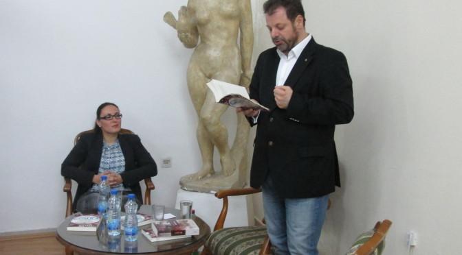 Књижевно вече са Александром Гаталицом
